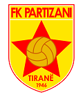 Partizani Tirana logo